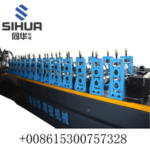 Direct factory c channel forming machine roll forming machine tube b type tile cutting machine