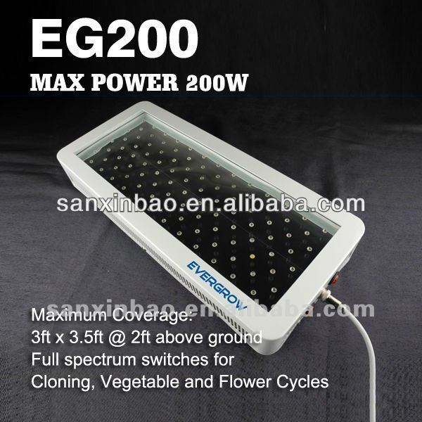 LED Grow light up flower 200W/100W/300W/400W/600W/800W