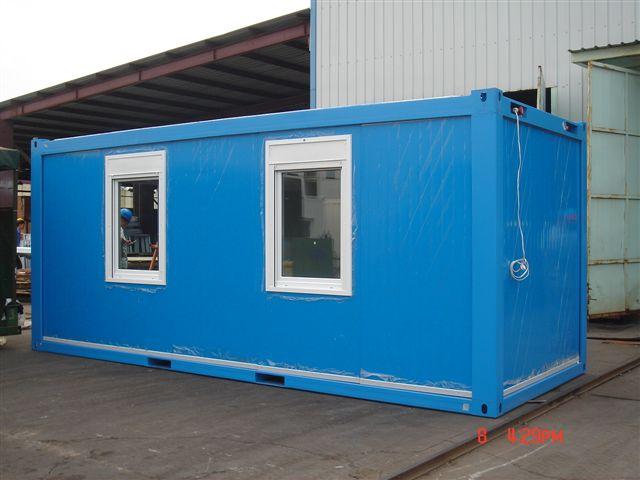 Case prefabbricate container idee creative e innovative - Casa container italia ...