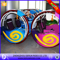 Amusement park leswing electric kids happy car for sale, leswing car