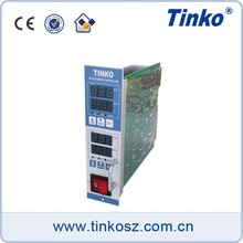 TINKO injection mold dual zone temperature control card with amps display max 20A