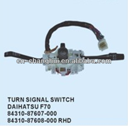 Turn signal switch for Daihatsu F70