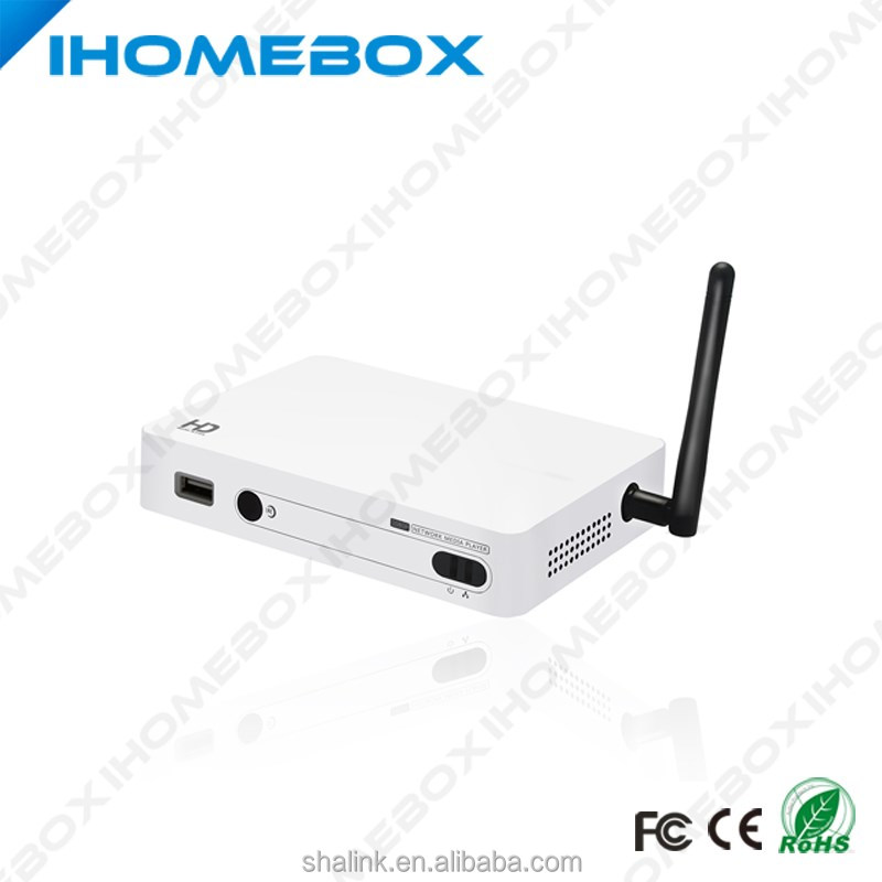 Full hd 1080P media player support movies youtube and live arabic channels