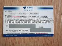 Low price freepvc/paper scratch card sample are avalible
