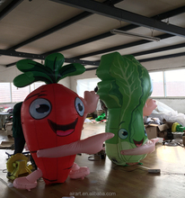 customized replica of inflatable vegetables, inflatable vegetable cartoon, inflatable vegetables inflatable fruit