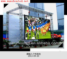 china Die casting aluminum indoor /Outdoor rental led display screen p3,p4,p5,p6,p8,p10 smd, !! wall led display !!! stage led