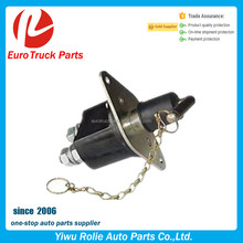 OEM 1587698 3987034 Heavy Duty European Tractor Auto Switch Volvo FH Truck Main Battery Switch