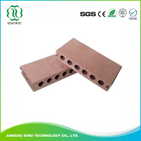 High Quality Wood Plastic Environment And
