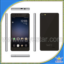 5'' QHD Screen Dual Core Dual Sim Celulares 3G Android4.4 Movil