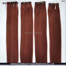 Top Quality Wholesale Price No Shedding 100% Human Hair human hair beyonce weaving