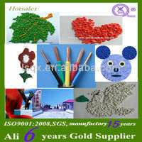 manufacturer price Colorful virgin polyvinyl chloride pellets for plastics products materials