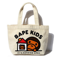 2016 bape kinds cotton shopping bag