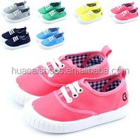 HC-LH8710 Popular vulcanized rubber canvas shoes for ladies / beautiful styles school rubber canvas shoes