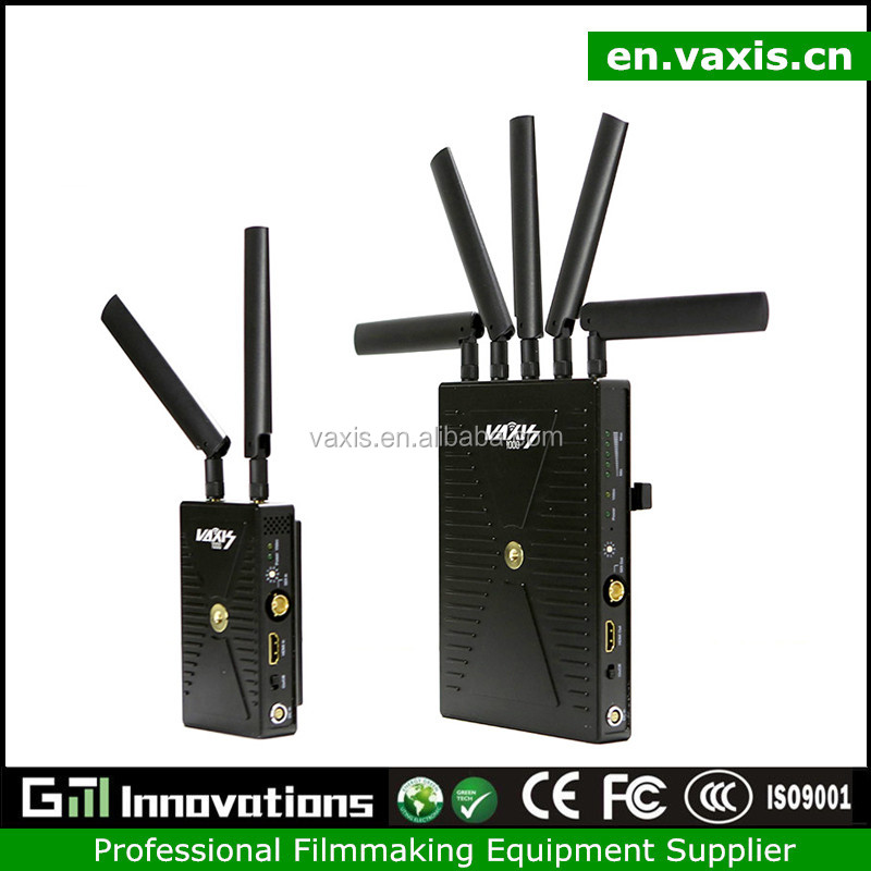 Vaxis 300m for camera live broadcast wireless video transmitter
