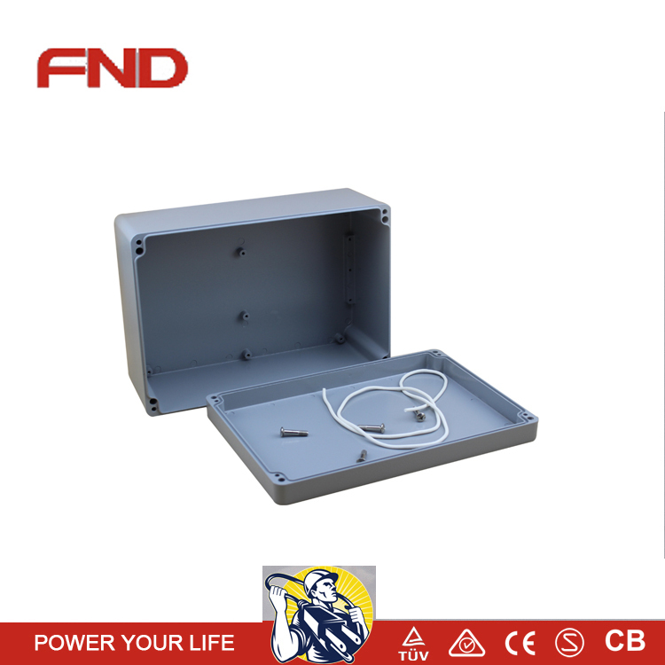 NEW Electrical enclosure/IP66 protection grade/Aluminum device case/Electronic control box
