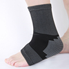 Elastic band ankle brace support