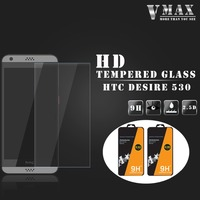 2016 New Coming !! 0.33mm tempered glass screen protector for HTC Desire 530 / Mobile phone tempered glass