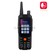 Android 4G F25 WCDMA GSM Phone Walkie Talkie With Wifi, Camera and BT