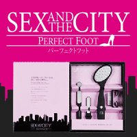 "Pedicure Foot Care Kit "" Sex & The City Tie Up """