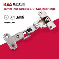 [BT503] Inseparable 270 degree High Quality Cabinet & Furniture Hinge
