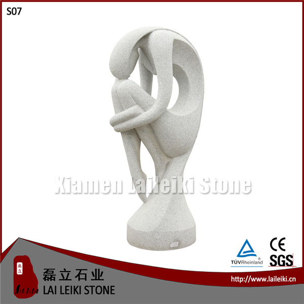 Best sales nature stone lifelike garden statues