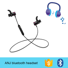 Sports Stereo Wireless Bluetooth 3.0 Headset Earphone Headphone for Phone 5/4 Galaxy S4/S3 HTC LG Smartphone Black edging
