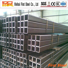 Prime quality factory price steel square tubing weight chart