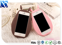 Mobile phone case silicone rubber cell phone sets