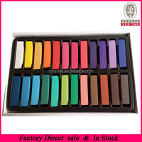 Fashion and hot selling hair color chalk for hair with beautiful hair color