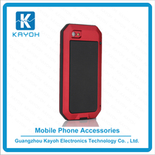 [kayoh] Hot Selling Waterproof Case for iPhone,Aluminum Phone Protective Waterproof Case for iPhone 7