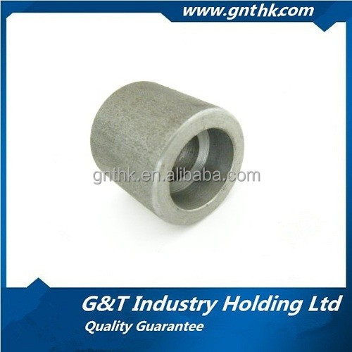casting aluminum pipe coupling Alloy steel pipe fittings coupling