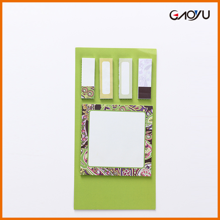 Top Quality Fashion fast delivery Cheap Beautiful Creative Decorative Sticky Notes