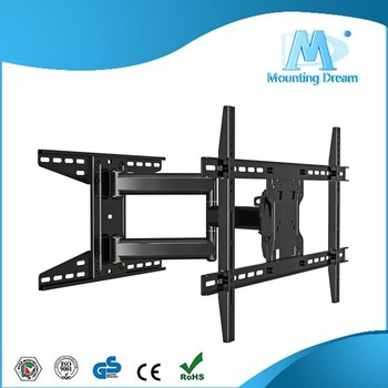 "Mounting Dream High quality Full-motion Swing arm wall mounts TV brackets TV holder XD2287-L fits for 32-65""LCD/LED/Plasma TV"