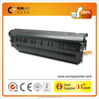 Oversea distributors wanted laser printer toner cartridge Q2612A compatible for HP 1010 1012 1015