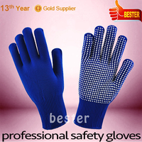 Competitive price Supreme Quality modern knitted touch screen glove fabric