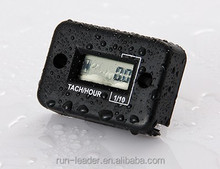 Digital Motorcycle Racing RPM Hour Meter Tachometer
