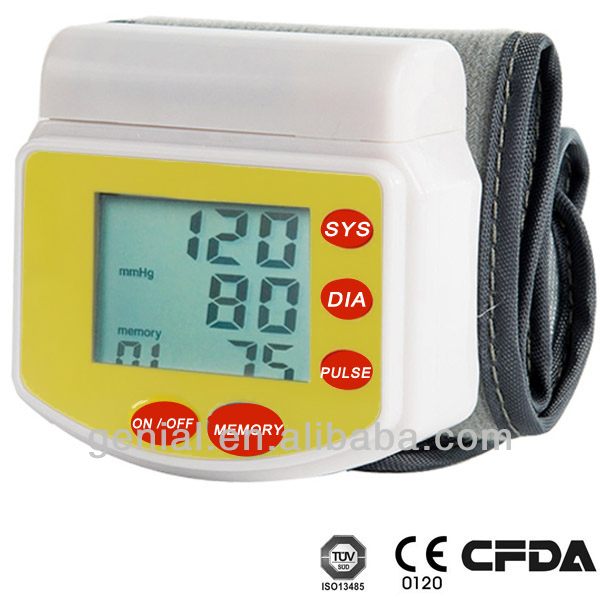 High accuracy and easy operation professional provider blood pressure meter