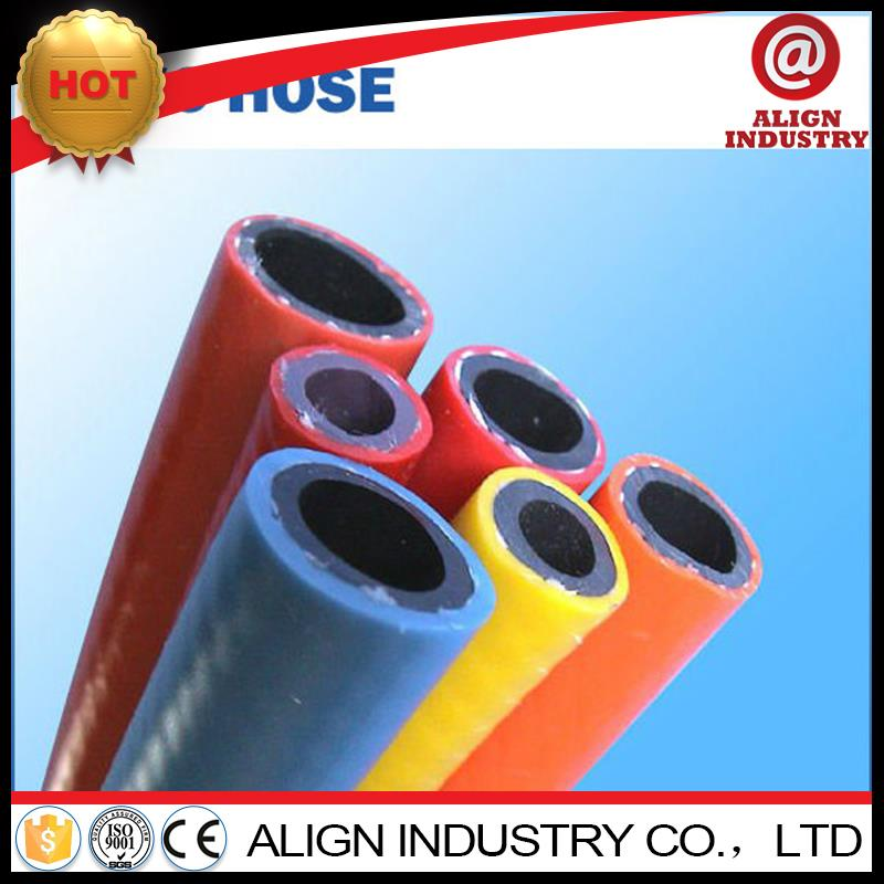 pvc pneumatic air spray hose hydraulic hose pipe/hydraulic rubber hose manufacturers for transparent air
