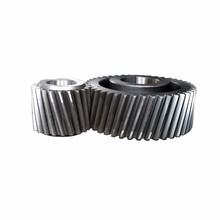 MMS High quality steel bevel helical small metal gear with competitive price