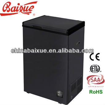 BAIXUE HOT SALE High-quality marine boating 150L cool box Car freezer BD/C-90ACDC