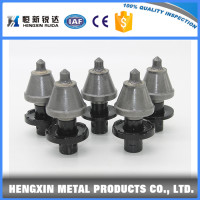 Henxin bits for asphalt cutter