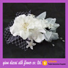bulk exquisite hair accessory feather bridal flower