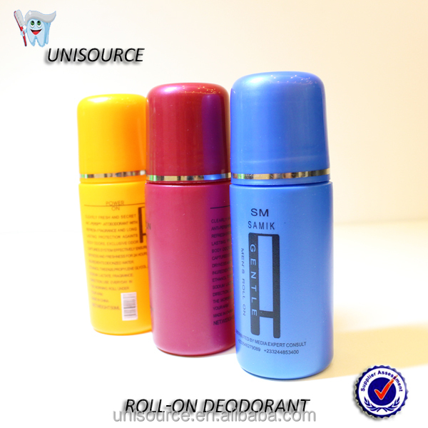body spray deodorant
