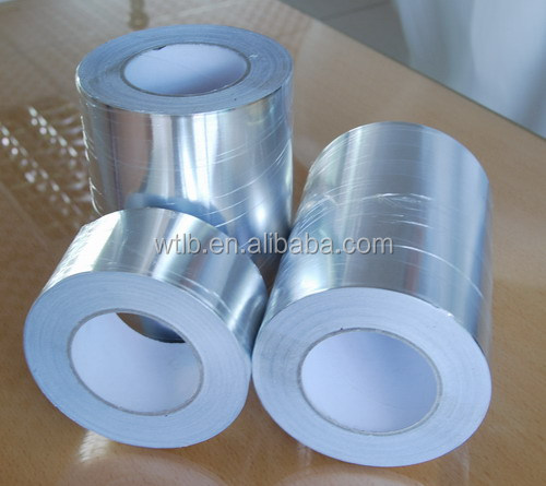 aluminum foil tape reinforced fireproof duct insulation