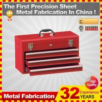 OEM or Customized portable aluminum tool box with 32-year experience