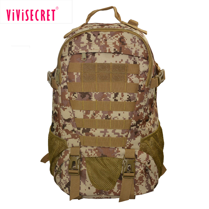 Personality 800D nylon military outdoor hunting back pack excellent quality hiking camping rucksack for sale