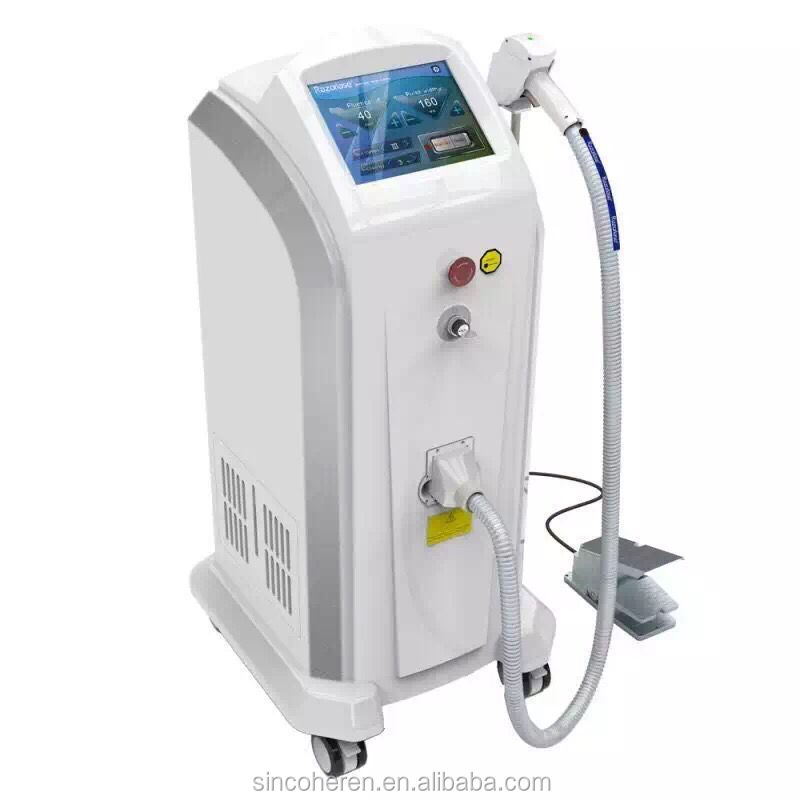 OEM 808nm diode laser hair removal spare parts/diode laser hair removal machine