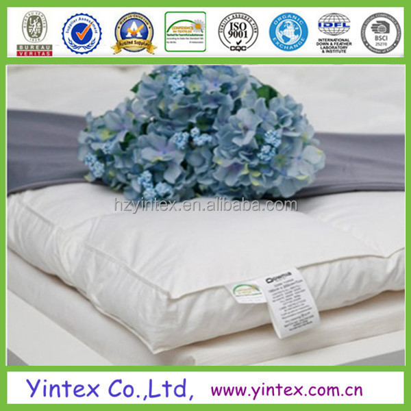 Specialized mattress topper factory luxury cheap cool comfort mattress pad