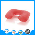 Yiwu wholesale inflatable travel neck rest pillow