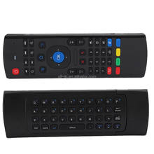 Factory 2.4G Remote Control Wireless Keyboard+Air Fly Mouse+IR Remote Control For XBMC Android Mini PC TV Box